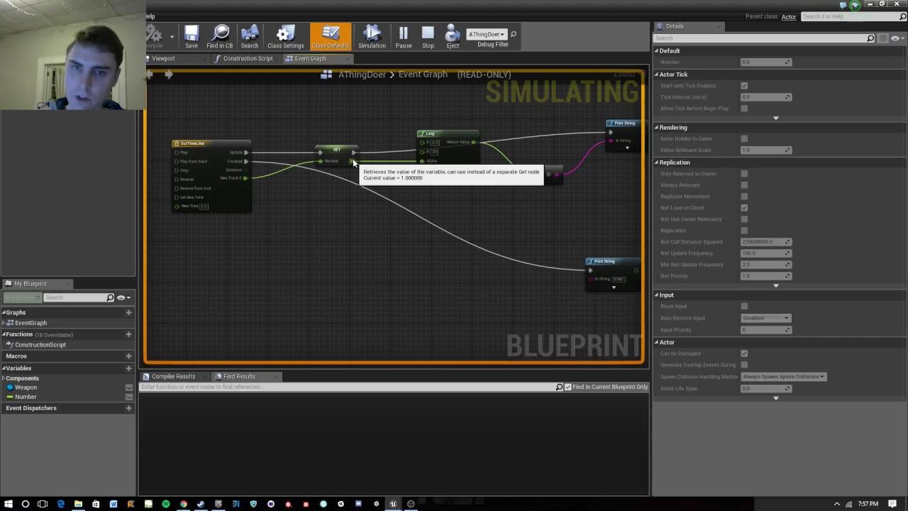 Unreal engine 4 quick how to lerp inverse lerp youtube unreal engine 4 quick how to lerp inverse lerp malvernweather Gallery