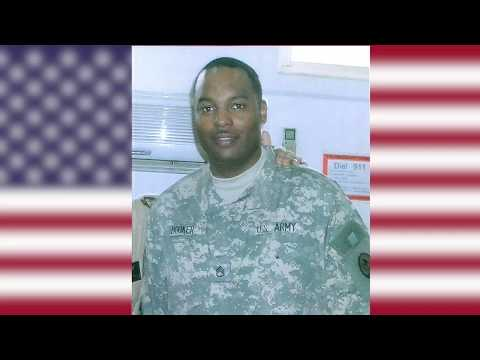 Staff Sgt. Darryl Booker Street Naming Ceremony