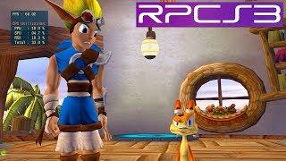 PS3 Emulator | Jak & Daxter HD RPCS3 i7 4790k PC