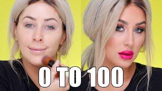 0 TO 100 Makeup Tutorial- CHRISSPY