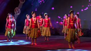 Federal FESTO 2019 Kannada Retro Dance Performance