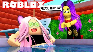 BEST POOL BUILD CHALLENGE, SCAMMER'S SECRET REVEALED? | Roblox Scam Master Ep 36
