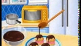 Онлайн игра Кухня сары на http://saracooking.ru/