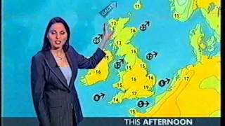 Repeat youtube video BBC Weather 11th April 2005