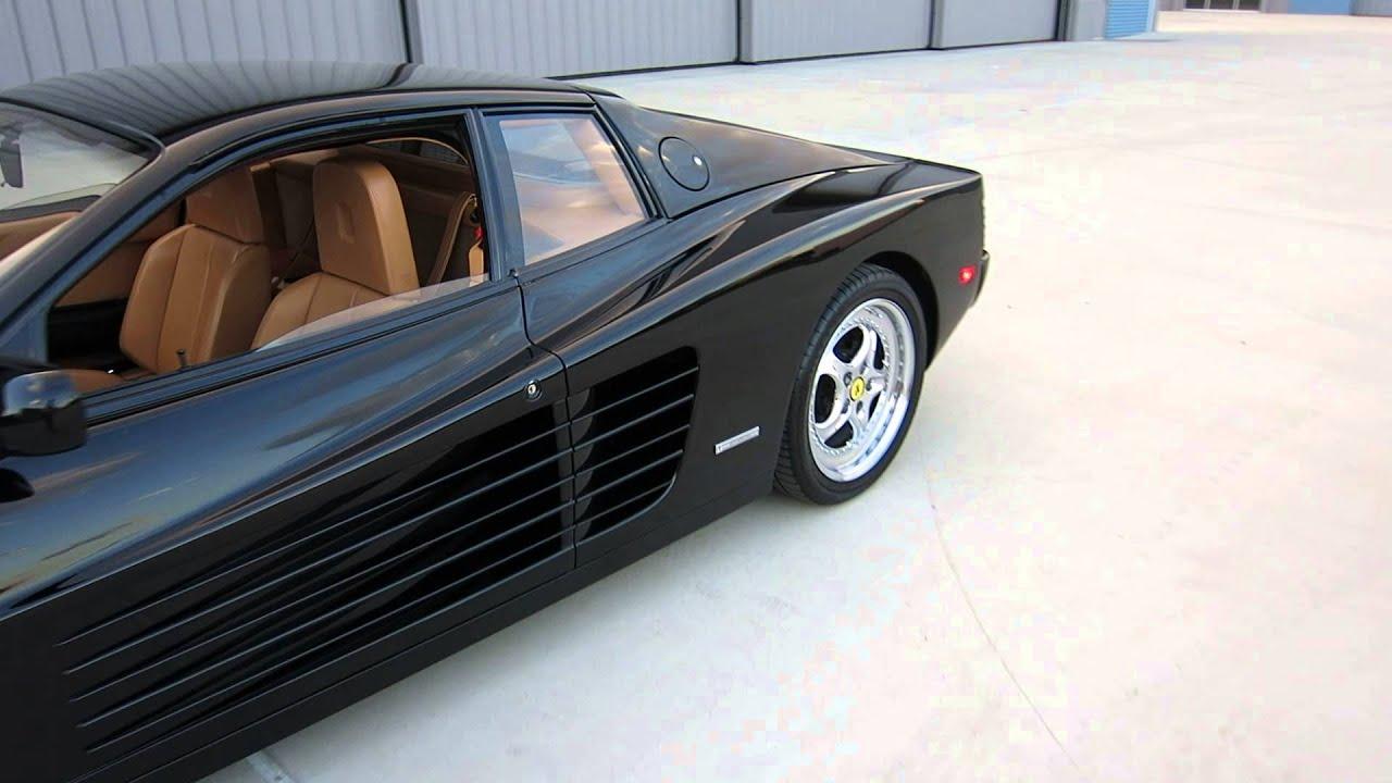 lhd for testarossa dyler coupe classic sale yellow ferrari cars