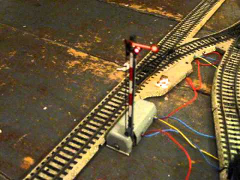 Marklin 7039 Operating Without Train Youtube