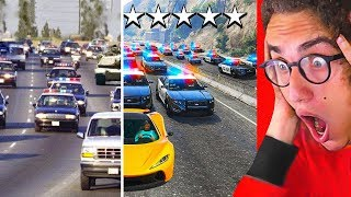 GTA 5 vs. REAL LIFE CHALLENGE!