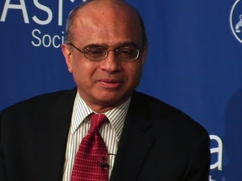 Brahma Chellaney: A Commodity 'More Valuable Than Oil'