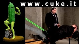 "cuke.it ""GOLDFINGER"""