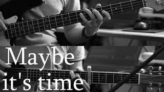 Maybe It's Time | Bradley Cooper | Luc Bosch cover