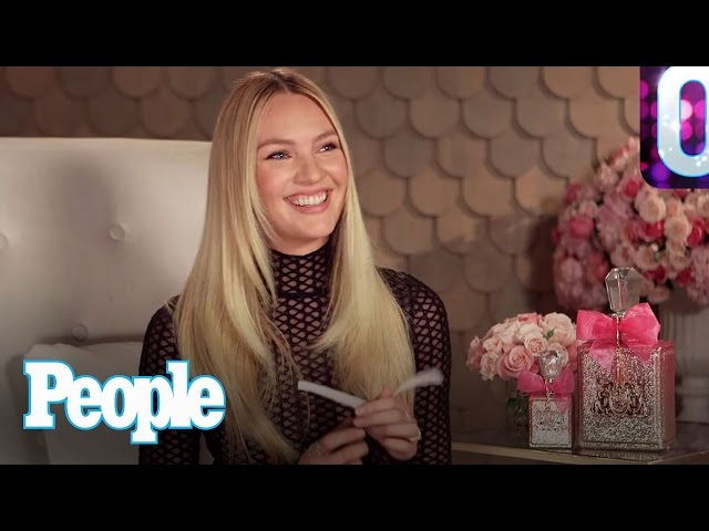 Candice Swanepoel Relives a Really Embarrassing Runway Fall  | People