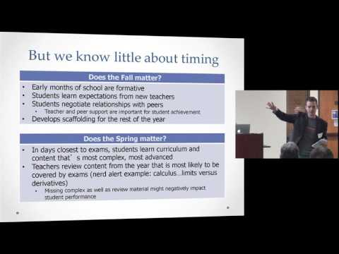 Michael Gottfried on Reducing Truancy and Chronic Absenteeism in California Schools