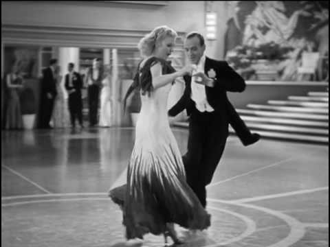 The Continental Dance Fred Ginger In The Gay Divorcee 1934 Youtube