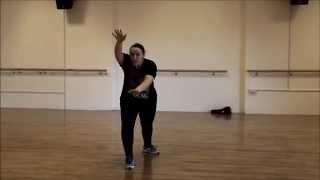 Jaye Marshall Choreography. Kenyon Dixon ft Alex Isley Mile high blues