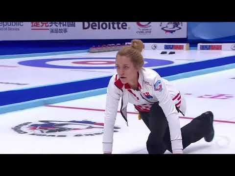 Olympic games 2018 curling twerking highlights