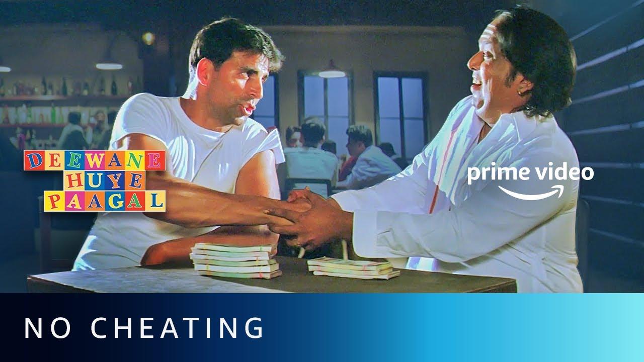 No Cheating, Hisab Baraabar | Akshay Kumar, Sunil Shetty, Shahid Kapoor | Amazon Prime Video #shorts