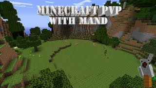 Let's Play Minecraft PvP - Giveaway + Hacker Thumbnail