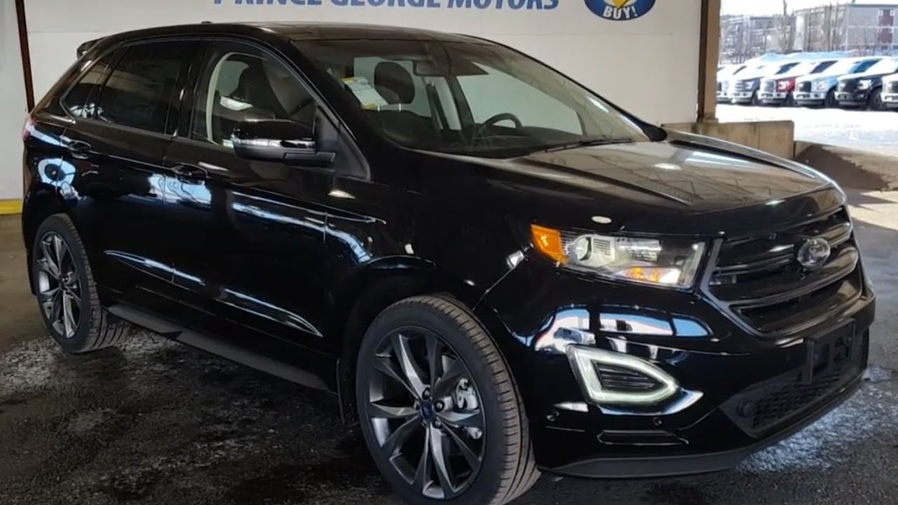 Ford Edge Sport Awd Review Prince George Motors