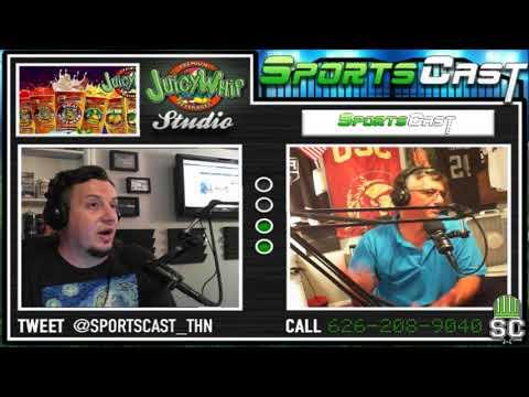 SPORTSCAST EP. 317 (PART 2) - COLLEGE FOOTBALL PICKS WK 1 ATS