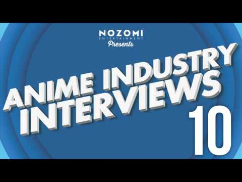 Anime Industry Interviews Episode 10: Author Helen McCarthy
