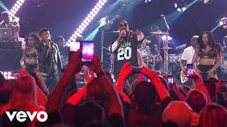 snoop dogg   peaches n cream live on the honda stage at the iheartradio theater la