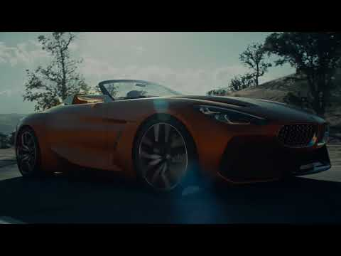The new BMW Concept Z4.