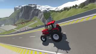 Мультики про машинки - прыжки с трамплина и гоночная машина мультфильмы 2017/Cars Cartoon for kids.