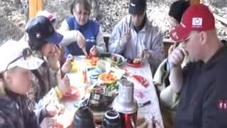 видео База отдыха на каме рыбалка
