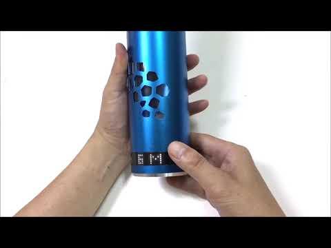 【好健康工坊】H12富氫水素水按鍵使用