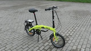 Мой велосипед Corto FB116