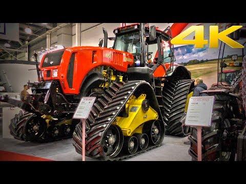 Новый трактор МТЗ