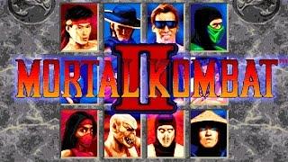 Mortal Kombat    Sega Mega DriveGenesis