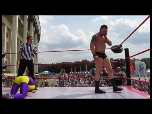 Матч за титул Чемпиона НФР: Иван Марков