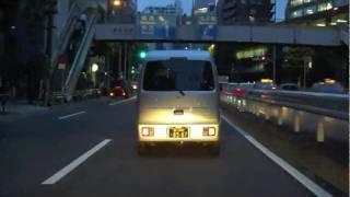 Tokyo Evening Commute