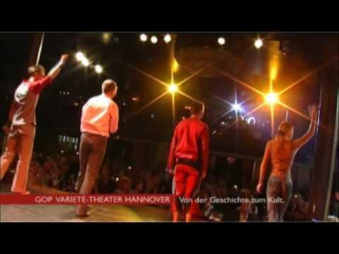 Impressionen des GOP Varieté-Theater Georgspalast Hannover