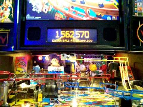 Download RollerCoaster Tycoon Pinball - Short Gameplay - Pinball Machine