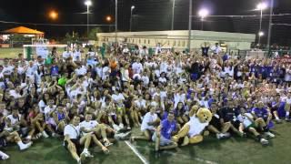 04-08-2013: Foto di Gruppo alla Notte Bianca del Volley 2013