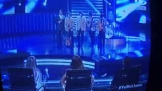 The Beatles, Yo Me Llamo Colombia (lunes 3 marzo)