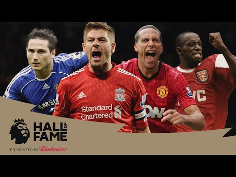 Premier League Hall of Fame: The Nominees