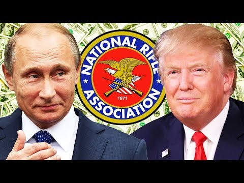 Is NRA Funneling Russian Mob Money To Trump?