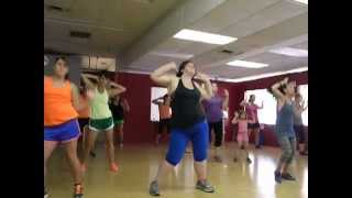 Plus size zumba instructor, Zumba Calabria