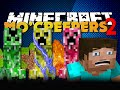 Minecraft Mod - Mo' Creepers 2 Mod - Hugging Creepers Again