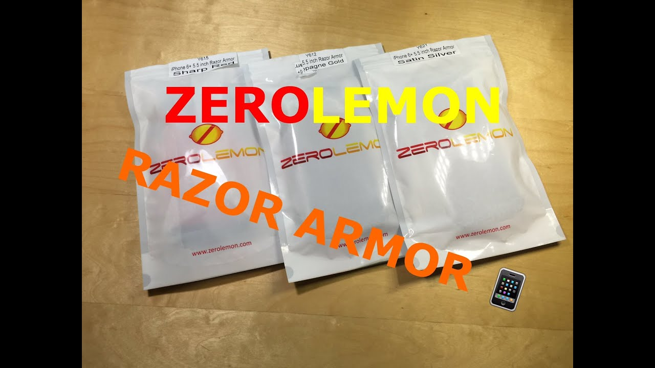 Zerolemon Iphone  Plus
