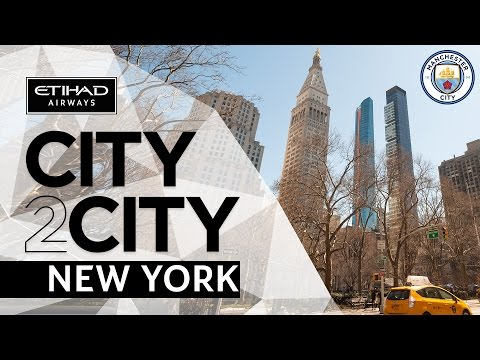 CITY2CITY | The Destinations | New York