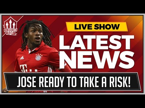 Renato SANCHES To MANCHESTER UNITED RISK! MUFC Transfer News