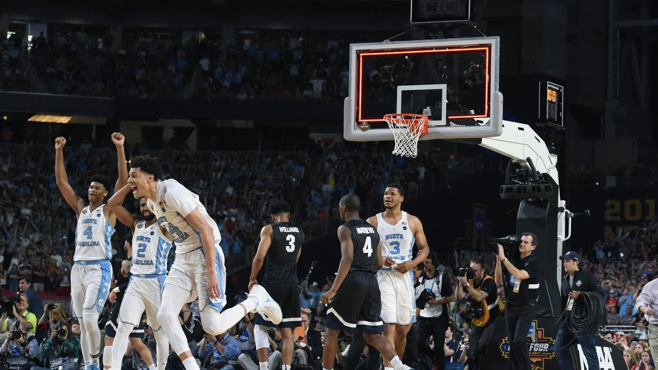 Highlights from the national championship gonzaga vs north carolina - Gonzaga Vs North Carolina Final Moments