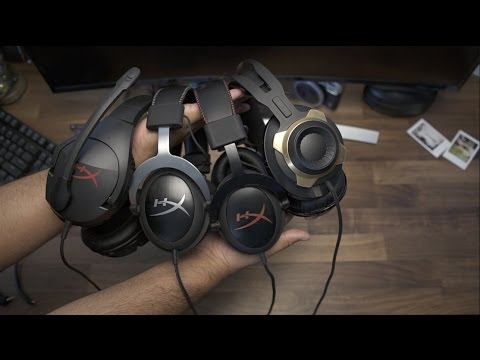 Which HyperX Cloud Gaming Headset Is Right For You?