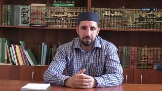 На территории мечети развёрнут специальные пункт выплаты обязательной милостыни Закатуль-Фитр