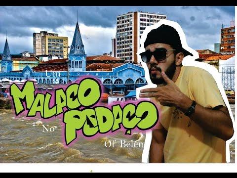 Um malaco no pedaço of Belém - PARÓDIA | Um maluco no pedaço