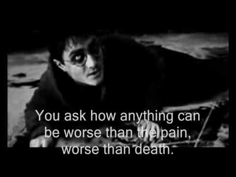 Silence - Harry, Snape